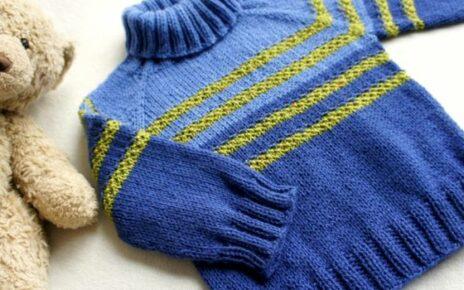 Детское вязание для начинающих