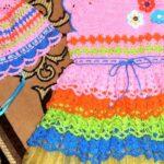Вязание Для Девочек Крючком
