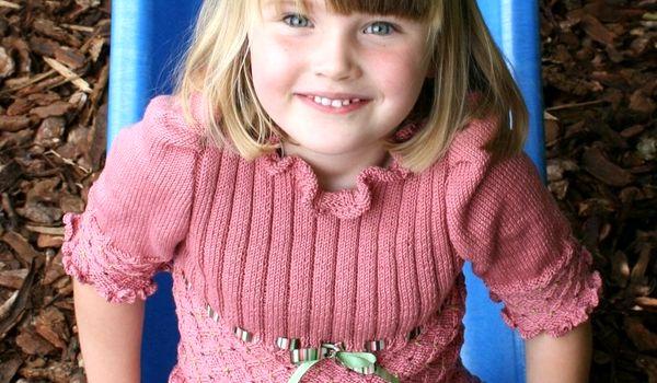 Вязание для лета девочке