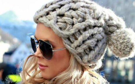 Вязание спицами шапки женские схемы