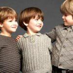 Вязание спицами для мальчика