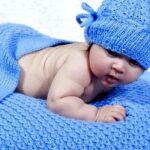 Вязания для новорожденных